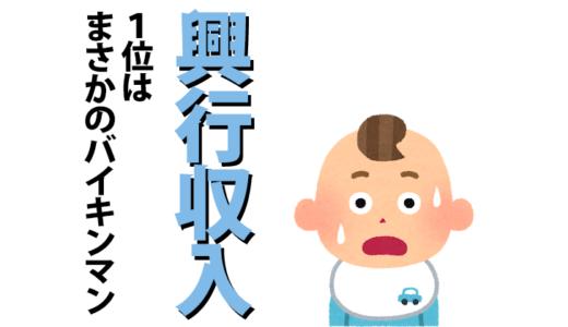 アンパンマン映画 興行収入まとめ【1位はバイキンマンがメイン!?】