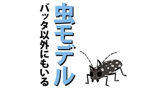 仮面ライダー モデル昆虫・虫まとめ【バッタだけじゃない!】