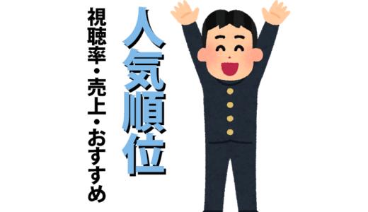 仮面ライダー人気順位まとめ【視聴率・売上・おすすめ】